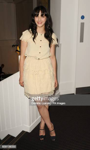 Jessica Brown Findlay at a screening of 'Albatross' at BAFTA in central London