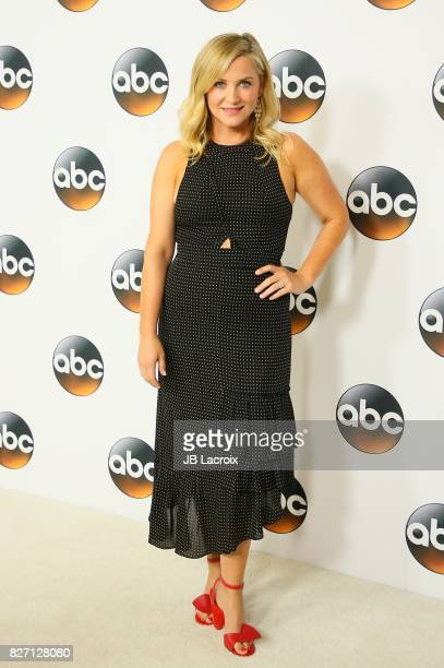 Jessica Capshaw attends the 2017 Summer TCA Tour 'Disney ABC Television Group' on August 06 2017 in Los Angeles California