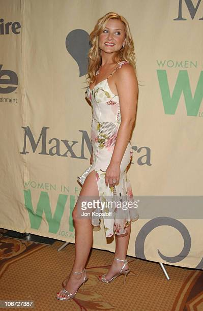Jessica Capshaw during 2004 Crystal Lucy Awards Women in Film Celebrates the Paltrow Family Arrivals at The Westin Century Plaza Hotel in Century...