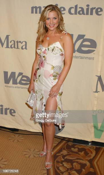 Jessica Capshaw during 'A Family Affair Women in Film Celebrates the Paltrow Family' with 2004 Crystal Lucy Awards Arrivals at The Westin Century...