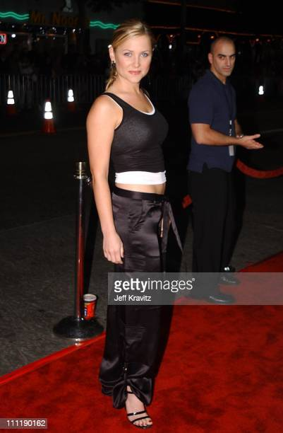 Jessica Capshaw during 'Four Feathers' Premiere at Mann Bruin in Los Angeles California United States