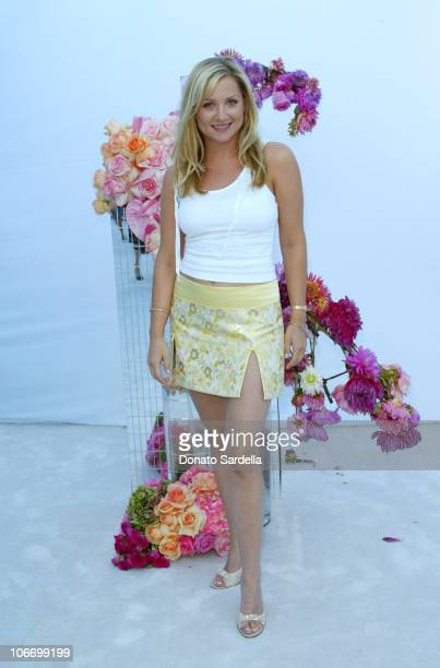 Jessica Capshaw in Dior during Dior Dance for Life to Benefit the Aaliyah Memorial Fund a Program of the Entertainment Industry Foundation at Private...