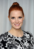 Jessica Chastain attends the Jameson Empire Awards 2015 at Grosvenor House on March 29 2015 in London England