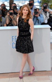 Jessica Chastain attends the 'The Disappearance Of Eleanor Rigby' photocall at the 67th Annual Cannes Film Festival on May 18 2014 in Cannes France