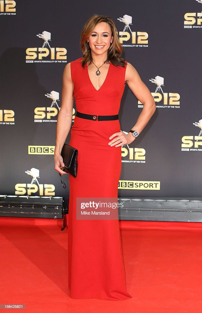 Jessica Ennis attends the BBC Sports Personality Of The Year Awards at ExCel on December 16, 2012 in London, England.