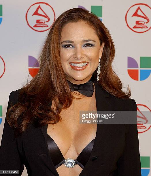 Jessica Fox during The 6th Annual Latin GRAMMY Awards Arrivals at Shrine Auditorium in Los Angeles CA United States