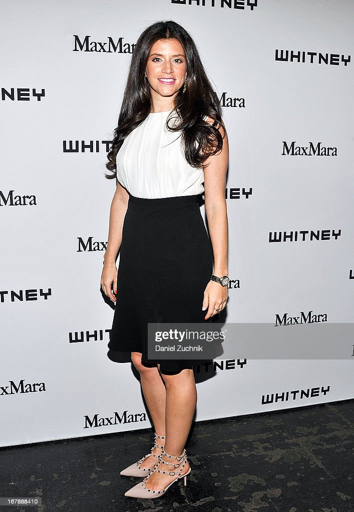 Jessica Gersh attends the 2013 Whitney Art Party at Skylight at Moynihan Station on May 1, 2013 in New York City.
