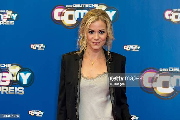 Jessica Ginkel attends the 20th Annual German Comedy Awards at Coloneum on October 25 2016 in Cologne Germany