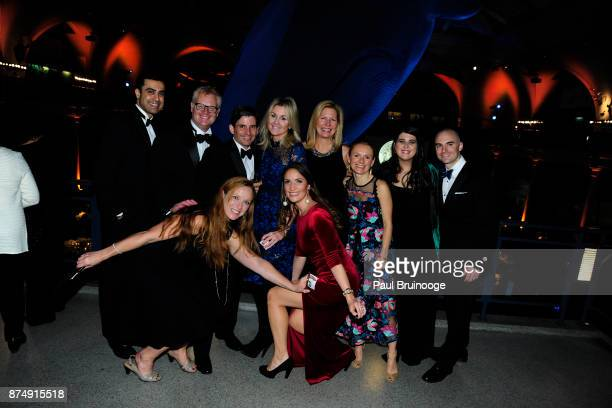 Jessica Giordano Mary Striano Cat Donaldson Karen Orzel Dr Kaja Wasik and Dr Ian Peikon attend the Cold Spring Harbor Laboratory Double Helix Medals...
