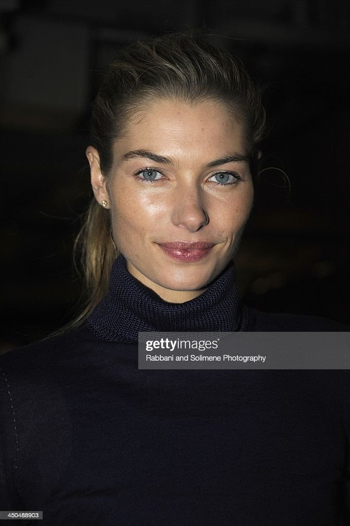 <a gi-track='captionPersonalityLinkClicked' href=/galleries/search?phrase=Jessica+Hart&family=editorial&specificpeople=4436555 ng-click='$event.stopPropagation()'>Jessica Hart</a> attends a cocktail party in honor of Salvatore Ferragamo's Short Film at Neuehouse on November 6, 2013 in New York City.