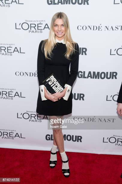Jessica Hart attends the 2017 Glamour Women of The Year Awards at Kings Theatre on November 13 2017 in New York City