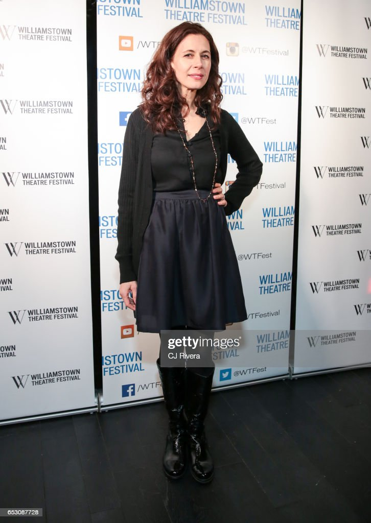 Jessica Hecht attends 2017 Williamstown Theatre Festival Gala at TAO Downtown on March 13, 2017 in New York City.