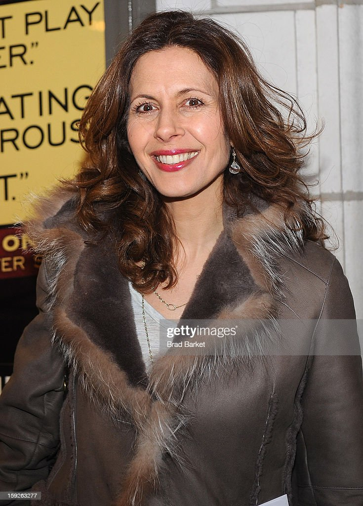 <a gi-track='captionPersonalityLinkClicked' href=/galleries/search?phrase=Jessica+Hecht&family=editorial&specificpeople=229028 ng-click='$event.stopPropagation()'>Jessica Hecht</a> attends 'The Other Place' Broadway opening night at Samuel J. Friedman Theatre on January 10, 2013 in New York City.