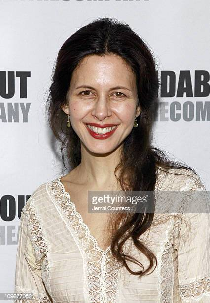 Jessica Hecht during 'Howard Katz' Opening Night in New York City After Party in New York City New York United States