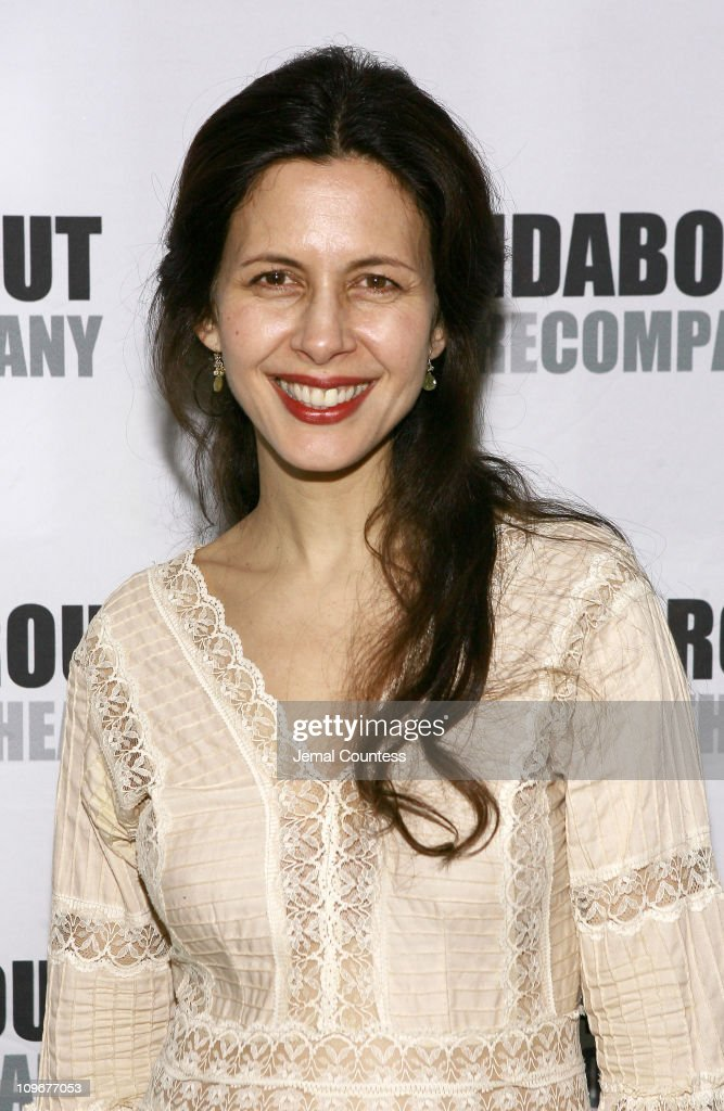 Jessica Hecht during 'Howard Katz' Opening Night in New York City - After Party in New York City, New York, United States.
