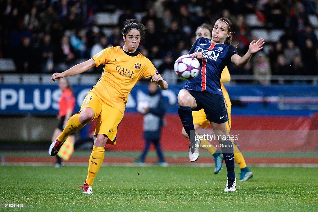 Image result for PSG vs Barcelona ucl women news