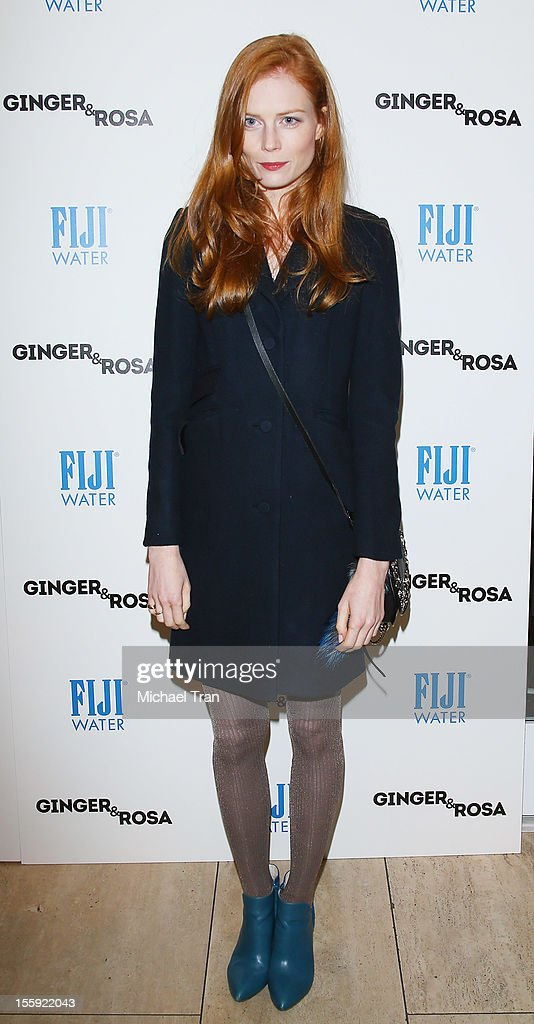 Jessica Joffe arrives at the Los Angeles special screening of 'Ginger & Rosa' held at The Paley Center for Media on November 8, 2012 in Beverly Hills, California.