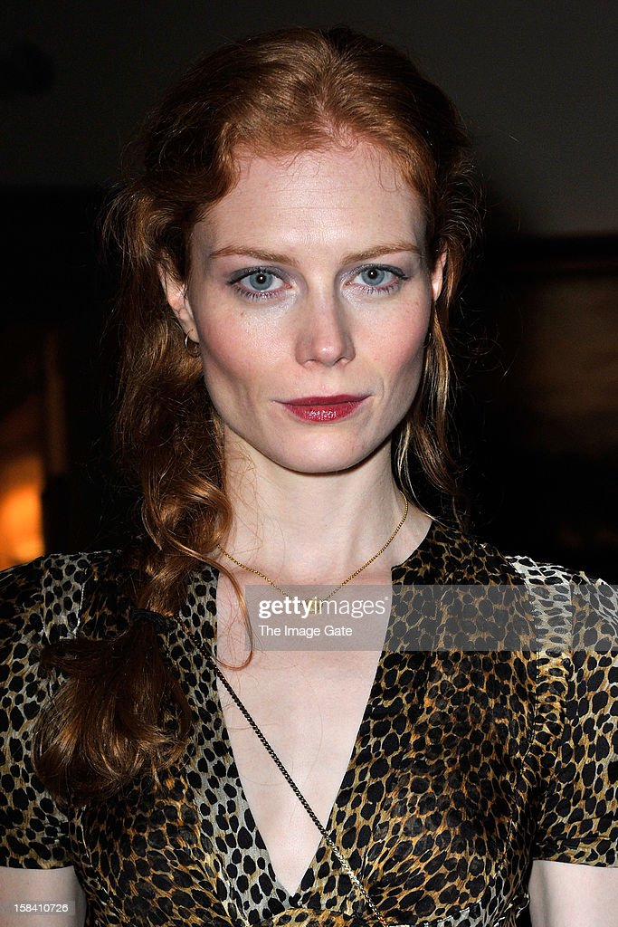 Jessica Joffe attends the ASMALLWORLD Gala Dinner for Alzheimer Society at the Gstaad Palace Hotel on December 15, 2012 in Gstaad, Switzerland.