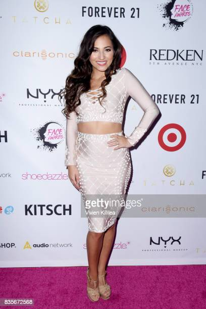 Jessica Kalil at the 2017 NYX Professional Makeup FACE Awards Expo at The Shrine Auditorium on August 19 2017 in Los Angeles California