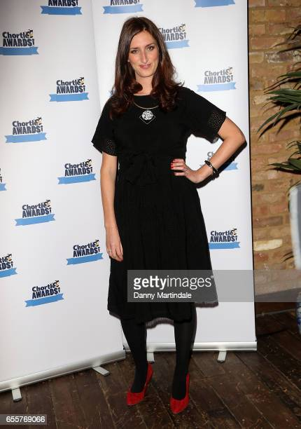Jessica Knappett attends the Chortle Comedy Awards 2017 on March 20 2017 in London United Kingdom