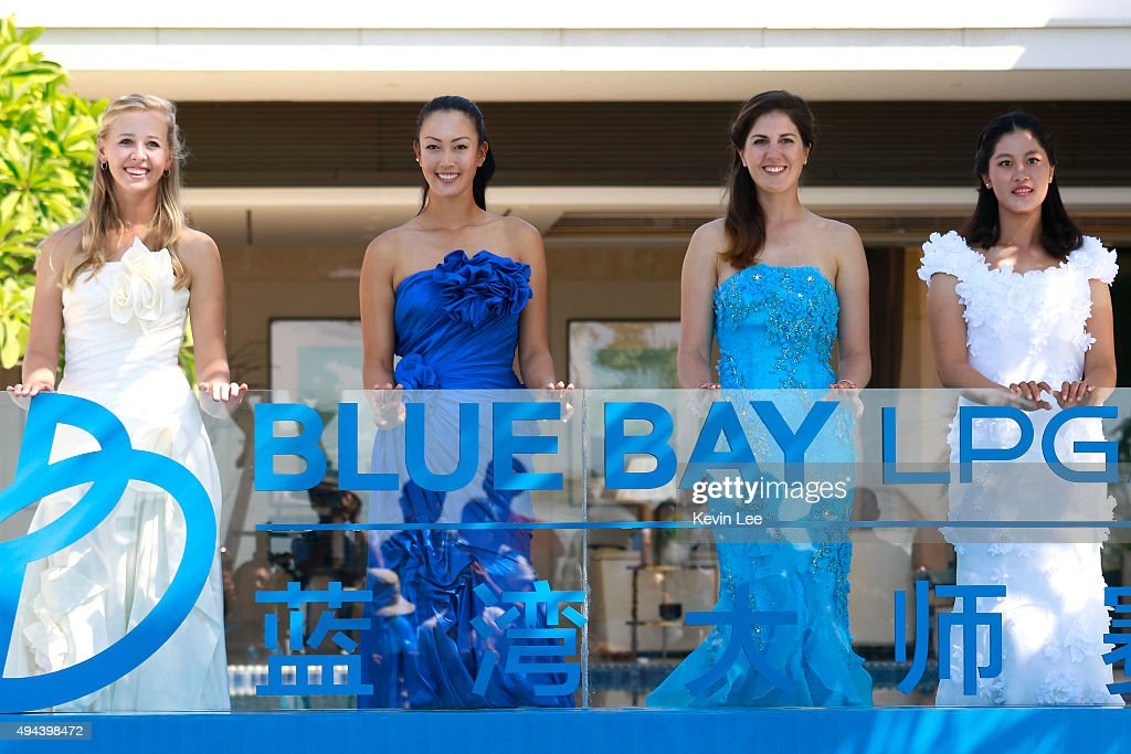2015 Blue Bay LPGA - Day 2