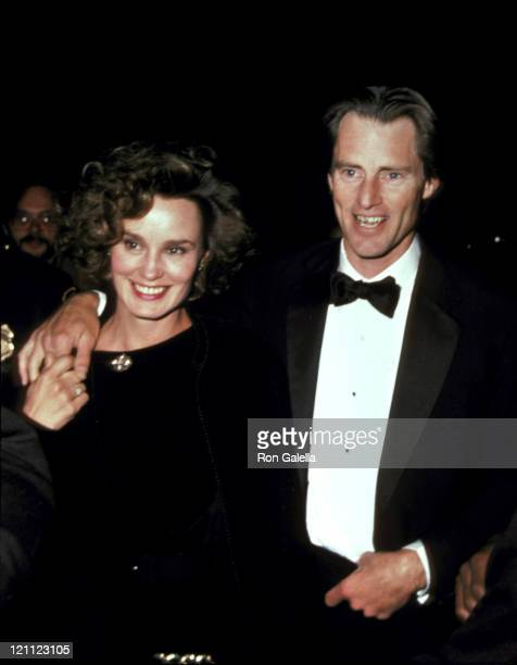 Jessica Lange and Sam Shepherd