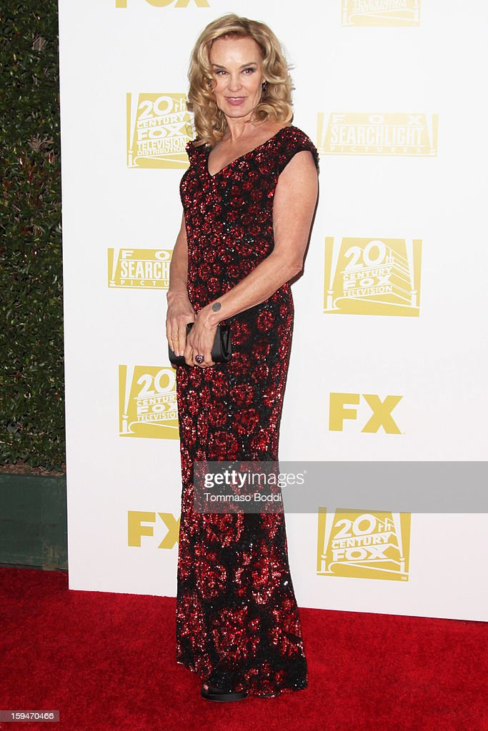 Jessica Lange attends the FOX Golden Globe after party held at the FOX Pavilion at the Golden Globes on January 13, 2013 in Beverly Hills, California.