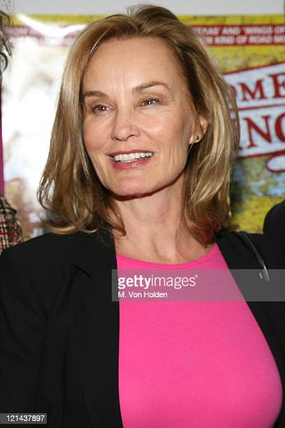 Jessica Lange during 'Don't Come Knocking' New York Inside arrivals at DGA Theater in New York NY United States