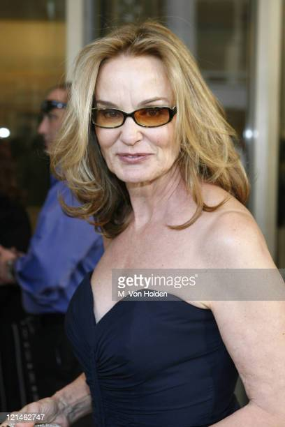 Jessica Lange during The Film Society of Lincoln Center Honors Jessica Lange at the 34th Annual Gala at Lincoln Center in Manhattan New York United...