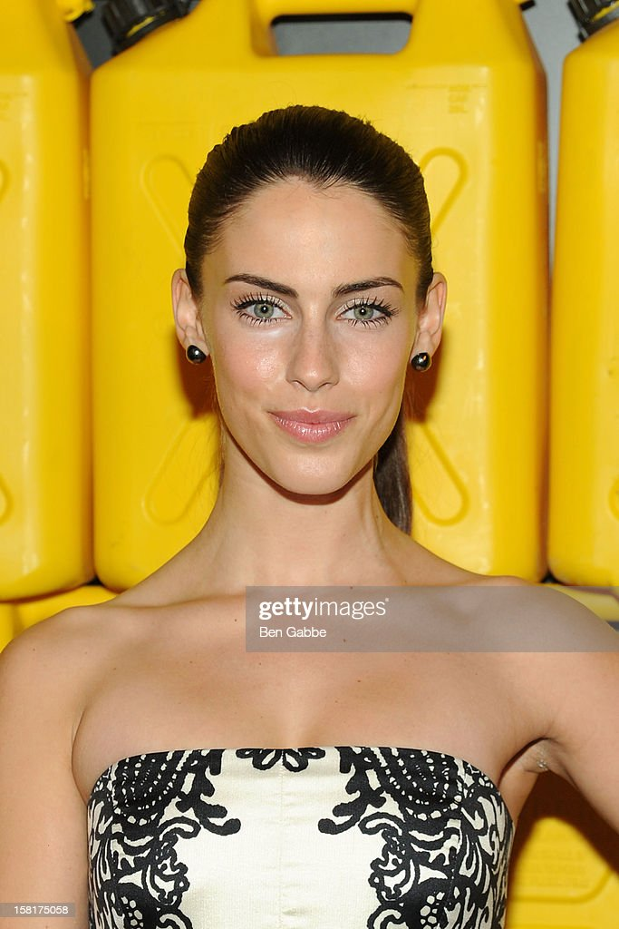 <a gi-track='captionPersonalityLinkClicked' href=/galleries/search?phrase=Jessica+Lowndes&family=editorial&specificpeople=3960270 ng-click='$event.stopPropagation()'>Jessica Lowndes</a> attends 7th Annual Charity Ball Benefiting Charity:Water at the 69th Regiment Armory on December 10, 2012 in New York City.