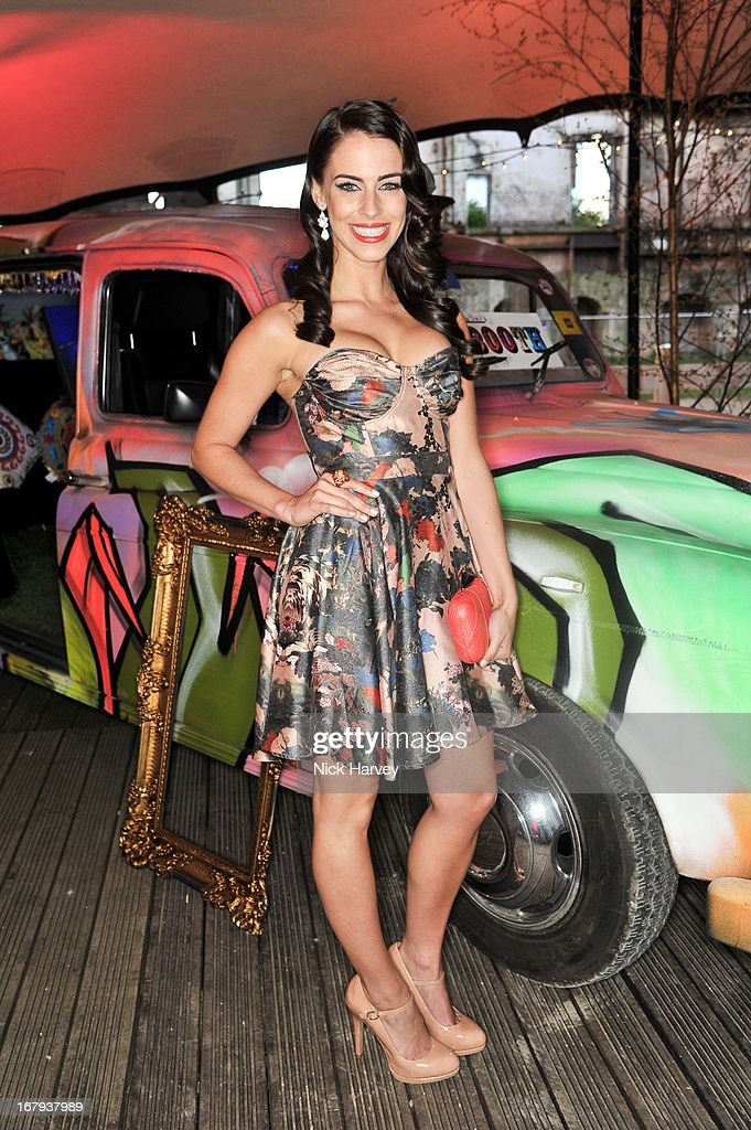 <a gi-track='captionPersonalityLinkClicked' href=/galleries/search?phrase=Jessica+Lowndes&family=editorial&specificpeople=3960270 ng-click='$event.stopPropagation()'>Jessica Lowndes</a> attends annual fundraiser in aid of Gabrielle's Angel Foundation for Cancer Research at Battersea Power station on May 2, 2013 in London, England.