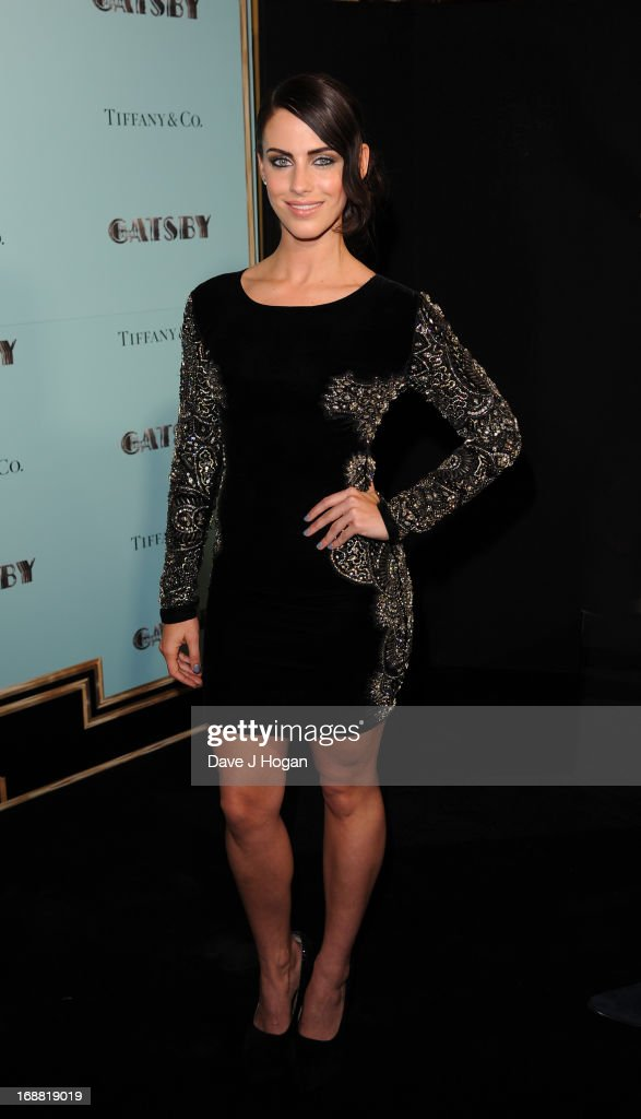 <a gi-track='captionPersonalityLinkClicked' href=/galleries/search?phrase=Jessica+Lowndes&family=editorial&specificpeople=3960270 ng-click='$event.stopPropagation()'>Jessica Lowndes</a> attends The Great Gatsby Special Screening at Cineworld Haymarket on May 15, 2013 in London, England.