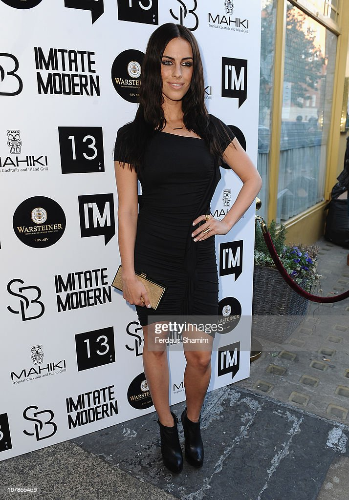 <a gi-track='captionPersonalityLinkClicked' href=/galleries/search?phrase=Jessica+Lowndes&family=editorial&specificpeople=3960270 ng-click='$event.stopPropagation()'>Jessica Lowndes</a> attends the Human Relations private view at Imitate Modern on May 1, 2013 in London, England.