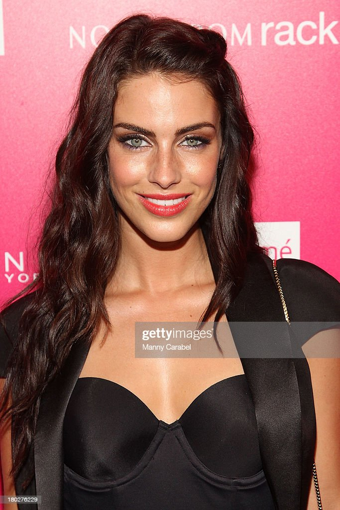 <a gi-track='captionPersonalityLinkClicked' href=/galleries/search?phrase=Jessica+Lowndes&family=editorial&specificpeople=3960270 ng-click='$event.stopPropagation()'>Jessica Lowndes</a> attends the Us Weekly's Most Stylish New Yorkers Party at Harlow on September 10, 2013 in New York City.
