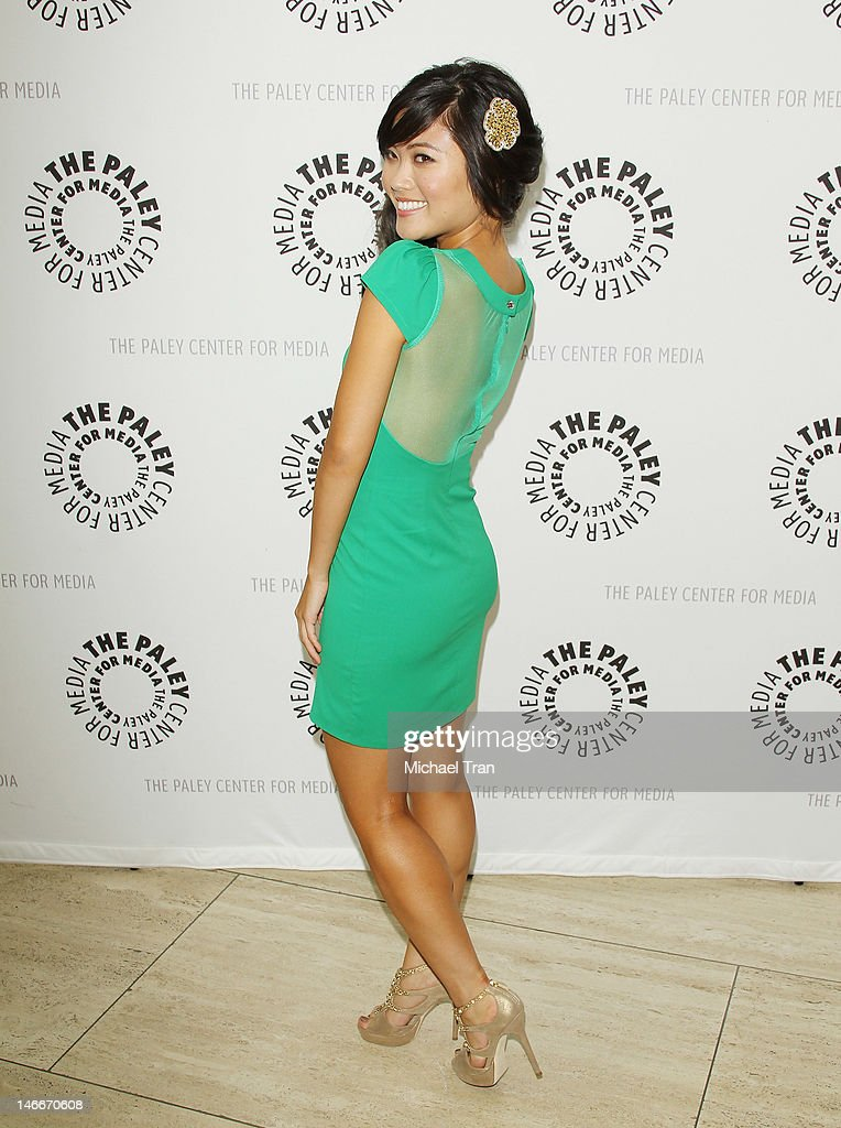 Jessica Lu arrives at season 2 premiere screening of MTV's comedy series 'Awkward' held at The Paley Center for Media on June 21, 2012 in Beverly Hills, California.
