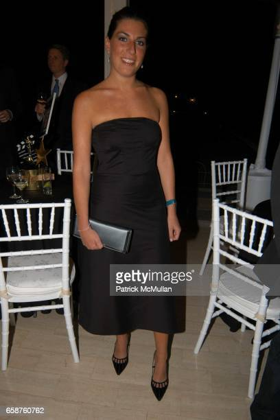 Jessica Meisels attends Kathy and Rick Hilton's party for Donald Trump and 'The Apprentice' at the Hiltons' Home on February 28 2004 in Holmby Hills...
