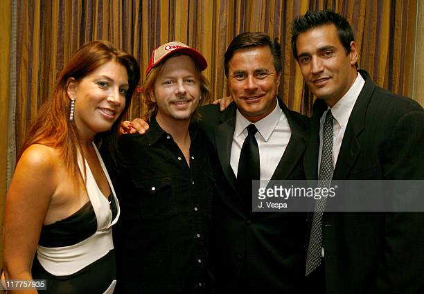 Jessica Meisels David Spade Tom Petters and AJ Discala