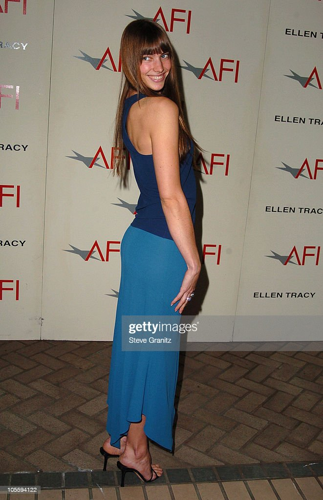 Jessica Miller during 2004 AFI Awards Luncheon at Four Seasons in Beverly Hills California United States