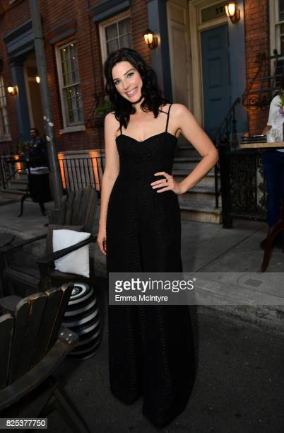 Jessica Paré attends the 2017 Summer TCA Tour CBS Television Studios' Summer Soiree at CBS Studios Radford on August 1 2017 in Studio City California