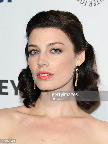 Jessica Pare the 2014 PaleyFest 'Mad Men' held at Dolby Theatre on March 21 2014 in Hollywood California