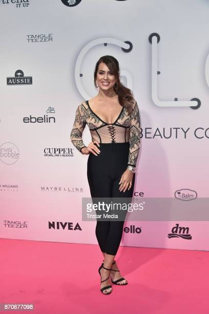 Jessica Paszka attends the GLOW The Beauty Convention at Station on November 5 2017 in Berlin Germany