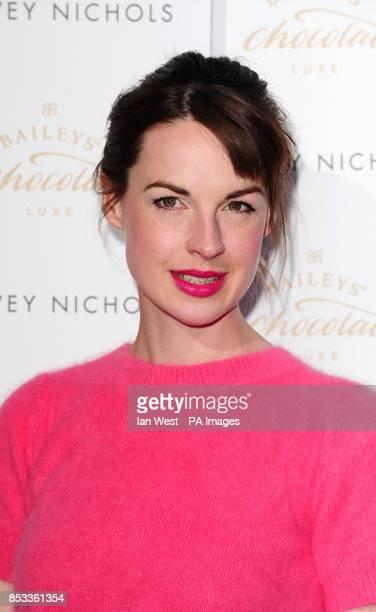 Jessica Raine attending the Baileys Feaster Egg Hunt at Harvey Nichols in London