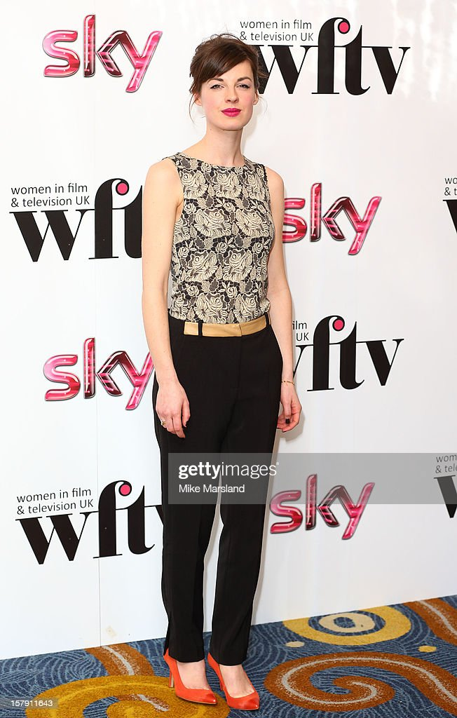 Jessica Raine attends the Women in TV & Film Awards at London Hilton on December 7, 2012 in London, England.