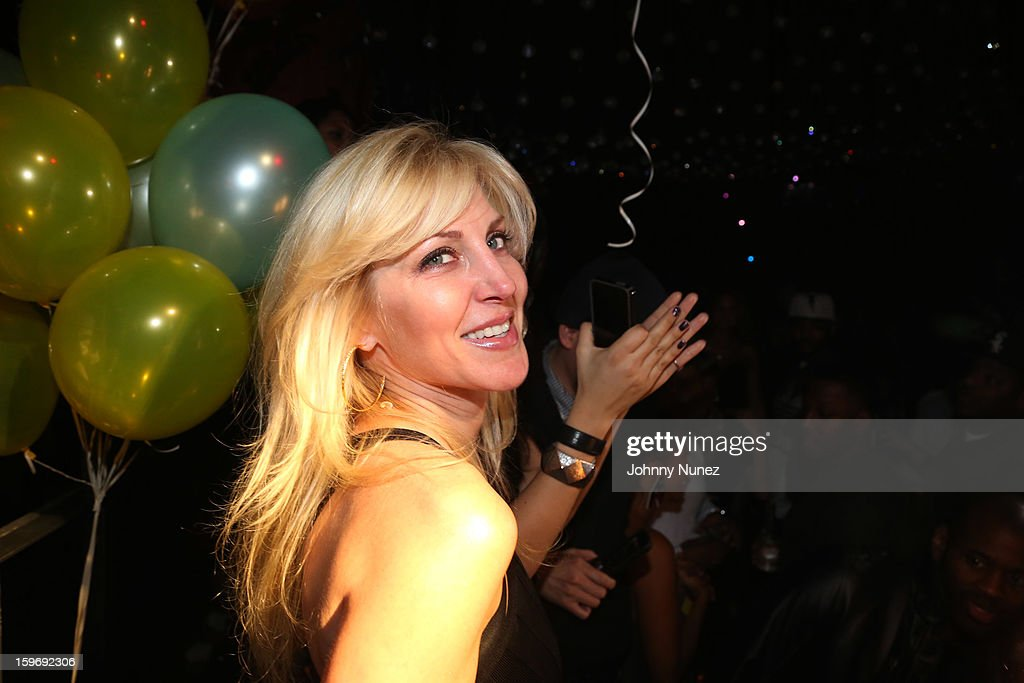 Jessica Rosenblum attends Barry Mullineaux's Birthday Party at Greenhouse on January 17, 2013 in New York City.