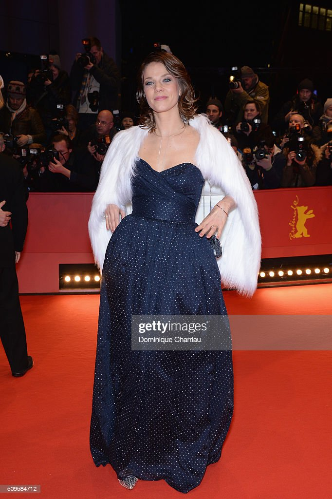 Jessica Schwarz attends the 'Hail, Caesar!' premiere during the 66th Berlinale International Film Festival Berlin at Berlinale Palace on February 11, 2016 in Berlin, Germany.