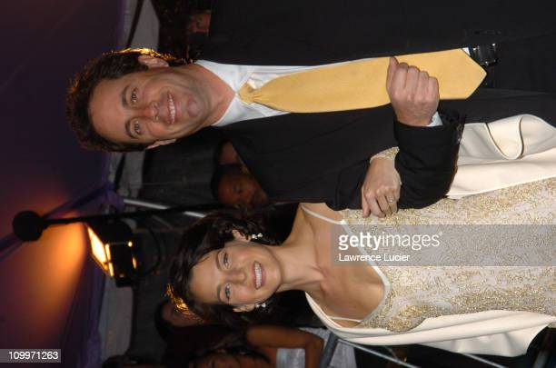 Jessica Seinfeld and Jerry Seinfeld during 2004 Costume Institute Gala Dangerous Liaisons Arrivals at Metropolitan Museum of Art in New York City New...