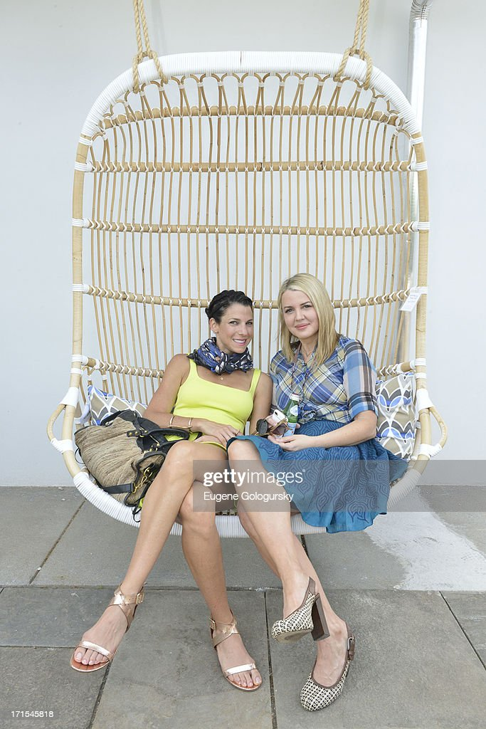 <a gi-track='captionPersonalityLinkClicked' href=/galleries/search?phrase=Jessica+Seinfeld&family=editorial&specificpeople=206558 ng-click='$event.stopPropagation()'>Jessica Seinfeld</a> and Kelly Behun Sugarman attend the Serena & Lily Host Private Shopping Event to Benefit Baby Buggy at Its Hamptons Store on June 26, 2013 in Wainscott, New York.