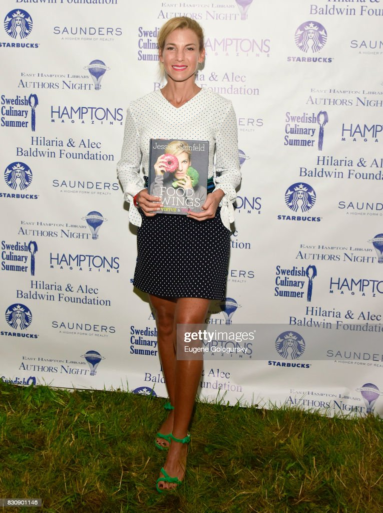 Jessica Seinfeld attends Authors Night 2017 At The East Hampton Library at The East Hampton Library on August 12, 2017 in East Hampton, New York.