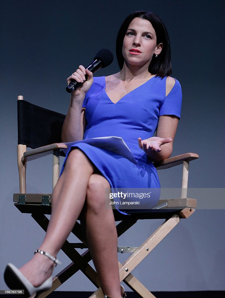 Jessica Seinfeld attends Meet The Developer at the Apple Store Soho on May 7, 2013 in New York City.
