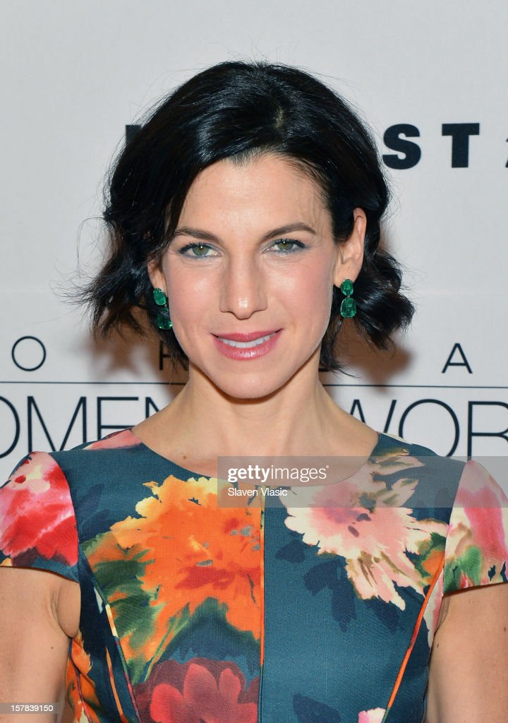Jessica Seinfeld attends Seventh Annual Women Of Worth Awards at Hearst Tower on December 6, 2012 in New York City.